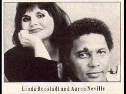 The first time ever I saw your face - Aaron Neville & Linda Rondstat -  YouTube | Linda ronstadt, Aaron neville, Linda