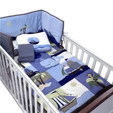 nojo ahoy mate 5 piece bedding set