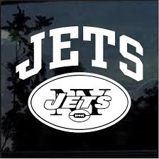 New York Ny Jets Window Decal Sticker Decals Stickers Sticker Shop Ny Jets