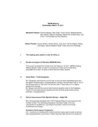 SBDM Meeting Wednesday, March 16, 2011 Members Present: Fred ...