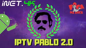 IPTV PABLO SAIU UPDATE 2.0 - FOCA NA DICA! - YouTube