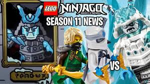 LEGO Ninjago Season 11 ETERNAL WINTER Storyline, NEW Episode Names ...