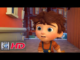 "CGI 3D Animated Short ""Embarked"" - by Mikel Mugica, Adele Hawkins and Soo  Kyung Kang 