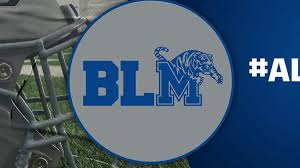 Memphis Football Helmet Sticker To Support Black Lives Matter