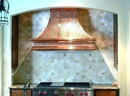 fireplace gas range ventilation
