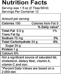 torani sugar free white chocolate 64 oz