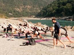 vinyasa yoga rishikesh india