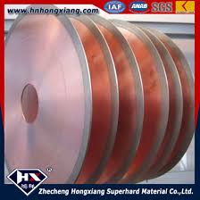 wet ring saw blade for glass cutting