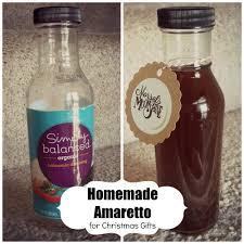 15 minute homemade amaretto morsels