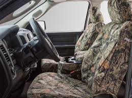 covercraft carhartt mossy oak camo seat