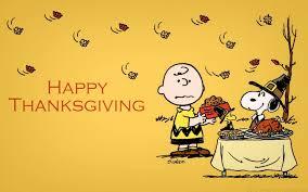 snoopy thanksgiving desktop wallpapers