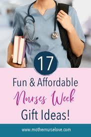 17 fun and unique nurses week gifts