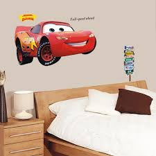 Cars Wall Stickers Kids Room Decorations Full Speed Ahead Quotes 9006 Diy Home Decals Cartoon Movie Mural Art Print Posters 3 5 Sticker Letter Stickers Transformersstickers Panda Aliexpress