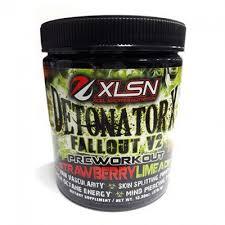 detonator x xcel sports nutrition
