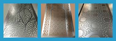Laser Cut Screens And Decorative Architectural Panels