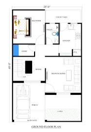 25x40 house plans for your dream home