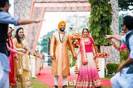 sikh wedding rituals mesmerizing