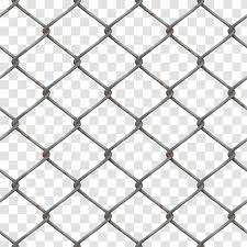 Chain Link Fencing Grille Fence Mesh Transparent Png