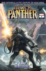 Black Panther (2018) #4 | Comic Issues