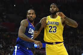 nba on christmas lakers clippers