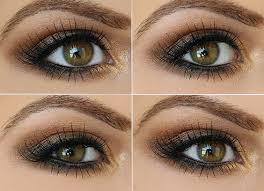 makeup tutorial for hazel eyes