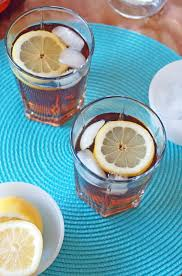 iced tea and rum l