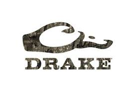Drake Window Decal Feathers Antlers Outdoors
