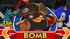 Sonic Dash Angry Birds Epic - BOMB BIRD Character   Gameplay & Walkthrough  - YouTube