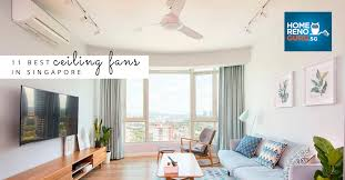 11 best ceiling fans in sg and where to