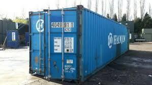 storage conner conex box