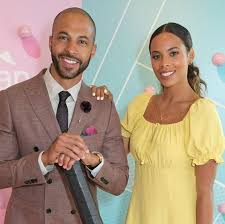 Rochelle and Marvin Humes announce they're expecting their third baby