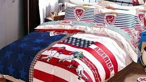 baseball twin comforter