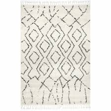 union rustic parkhur off white area rug