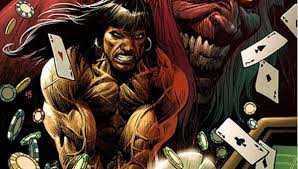 Preview for Marvel's Conan: Battle For The Serpent Crown #1