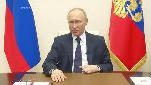 Путин: пик эпидемии коронавируса в РФ и мире еще не пройден ...