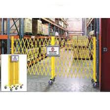 Folding Barricades Security Gates Global Industrial