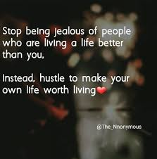 jealous quotes people being jealous him