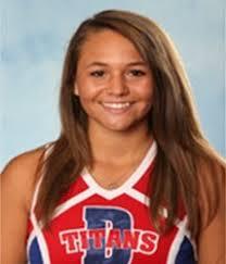 Abigail Hall - Cheerleading - University of Detroit Mercy Athletics