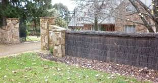 Contact Adelaide Brush Fencing Melbourne Fence Front Yard Garden Arch