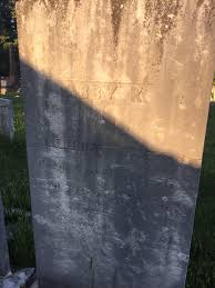 Abigail Kelly Baker Gray (1798-1876) - Find A Grave Memorial