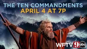 Ten Commandments' airs on Ch. 9 this ...