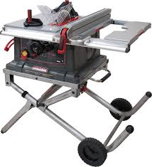Craftsman 10 Portable Table Saw