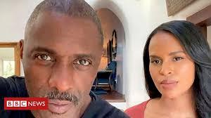 Idris Elba: 'Food will run out if farmers can't farm' - BBC News
