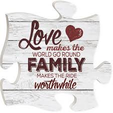 puzzle pieces p graham dunn family quotes funny calendar quotes