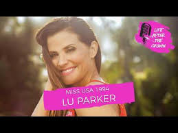 Miss USA 1994 Lu Parker - Winning Miss USA and Having a Successful Media  Career - YouTube