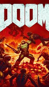 doom phone wallpapers top free doom