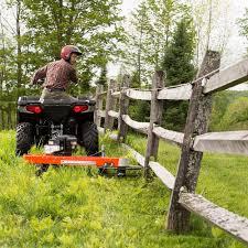 Dr Pro Xlt Tow Behind Atv Trimmer Mower Mower Atv Horse Barn Plans