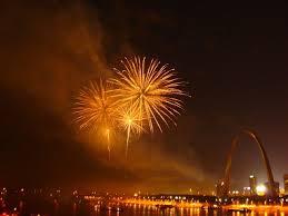 st louis fireworks a plete guide