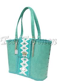 tote bag women s large turquoise