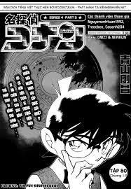 RAW + TV] Detective Conan chap 852 : Tin Tức Shuuichi Akai